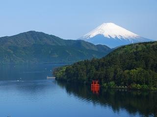 2-Day Mt. Fuji, Hakone & Hot Spring Tour (1 Night at Hakone) (No JR Ticket Included) [Departs from Asakusa, Ginza & Shiba]
